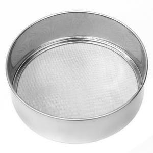 Tamis à farine inox Ø 20 cm