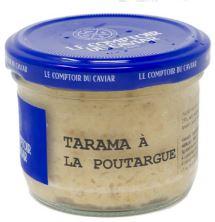 Tarama à la Poutargue 10%, Le Comptoir du Caviar (90 g)