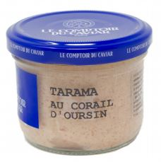 Tarama au corail d'oursin d'Islande, Le Comptoir du Caviar (90 g)