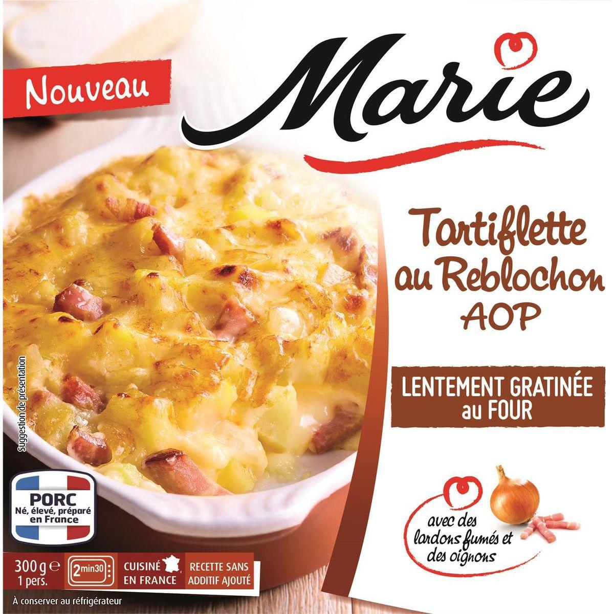 Tartiflette au reblochon AOP, Marie Frais (300 g)