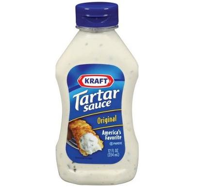 Sauce tartare, Kraft (354 ml)