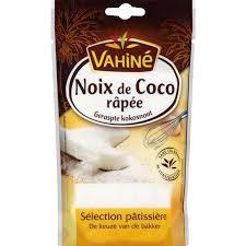 Noix de coco râpée, Vahiné (115 g)
