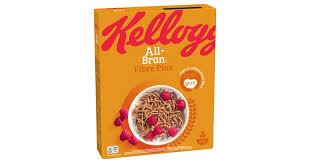Céréales All Bran Fibre Plus, Kellogg's (500 g)