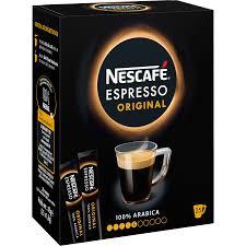 Café Espresso original, Nescafé (25 sticks)