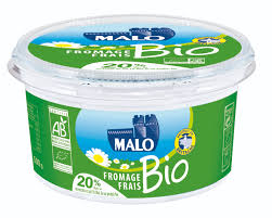 Fromage frais 20% BIO, Malo (500 g)