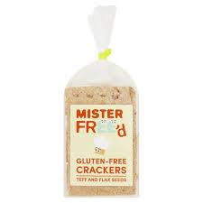 Crackers original BIO, Mister Free'd (200 g)