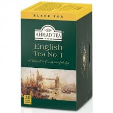 Thé English Tea n°1, Ahmad (x 20 sachets)