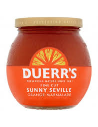 Marmelade d'orange coupe fine, Duerr's (454 g)