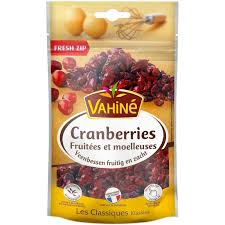 Cranberries, Vahiné (125 g)