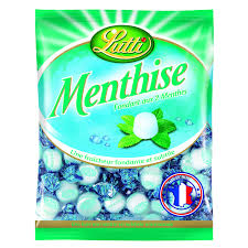 Bonbons Menthise, Lutti (250 g)