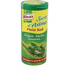 Secret d'aromes, Knorr (60 g)