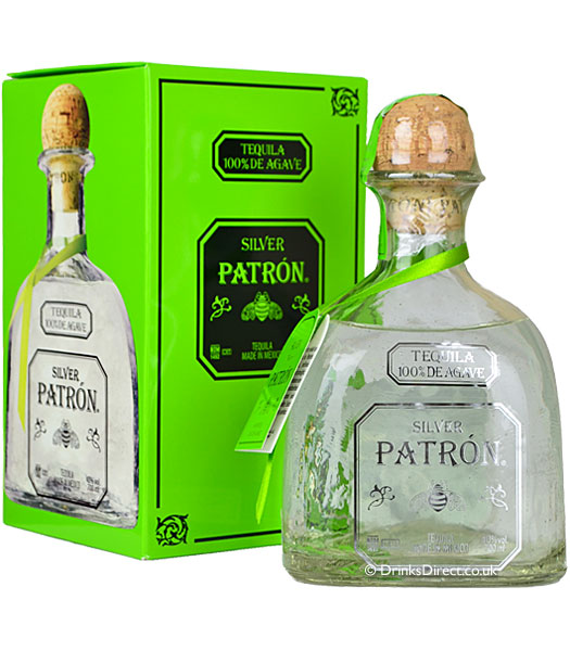 Tequila Silver Patron (70 cl)