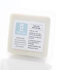 Tofu frais artisanal nature, Tofuya (300 g)