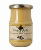 Moutarde au vin blanc, Fallot (105 g)