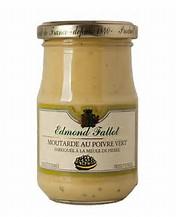 Moutarde au poivre vert, Fallot (105 g)
