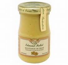 Moutarde de Dijon classique, Fallot (210 g)