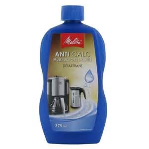 Détartrant liquide pour cafetière, Melitta (375 ml)
