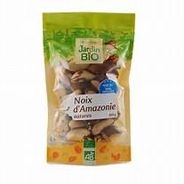Noix d'Amazonie natures BIO, Jardin Bio (100 g)