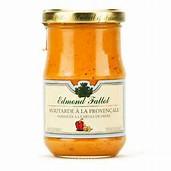 Moutarde à la provencale, Fallot (105 g)