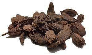 Cardamome noire en gousses, Le Comptoir Colonial (27 g)