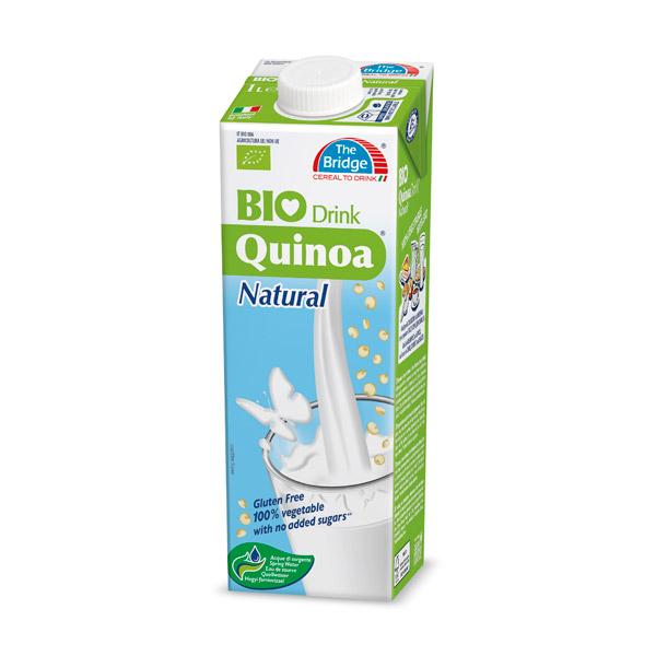 Boisson au quinoa BIO, The Bridge La Famiglia Organic (1 L)