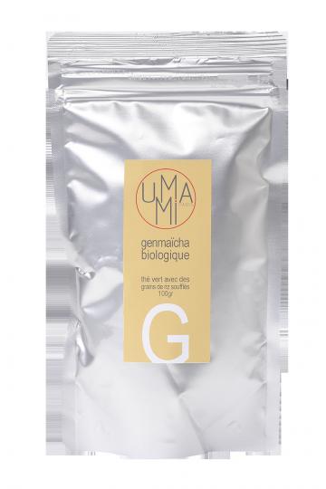 Thé Genmaicha BIO (100 g)