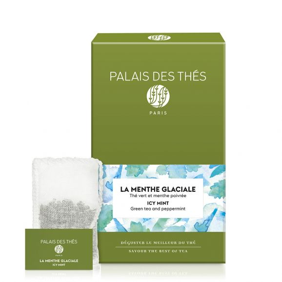Thé vert à la menthe glaciale, Palais des Thés (x 20)
