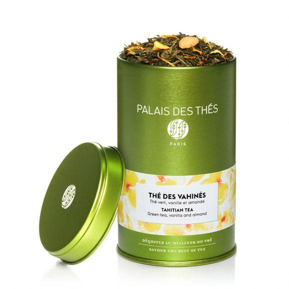 Thé vert des Vahinés, Palais des Thés (100 g)