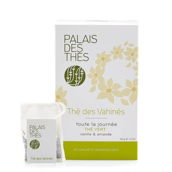 Thé vert des Vahinés, Palais des Thés (x 20)