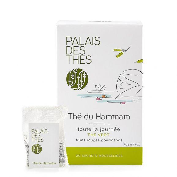 Thé vert du Hammam, Palais des Thés (x 20)