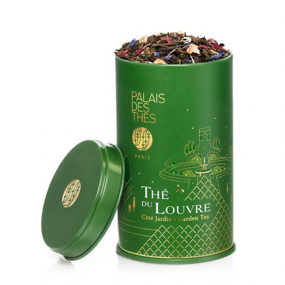 Thé vert du Louvre côté jardin, Palais des Thés (100 g)
