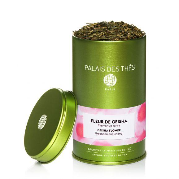 Thé vert Fleur de Geisha, Palais des Thés (100 g)