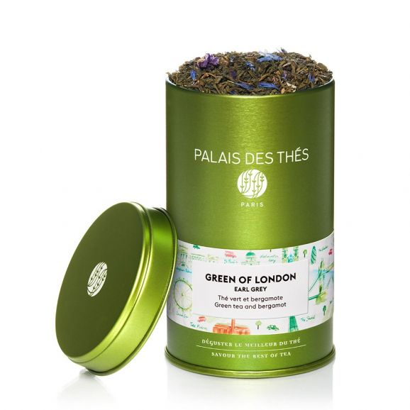 Thé vert Green of London, Palais des Thés (100 g)