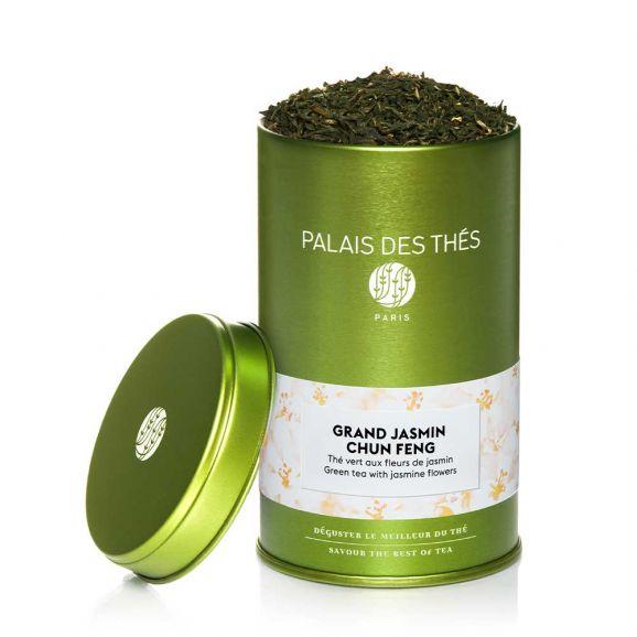 Thé vert jasmin Chun Feng, Palais des Thés (100 g)