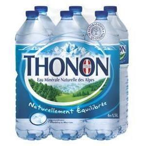 Pack de Thonon (6 x 1,5 L)