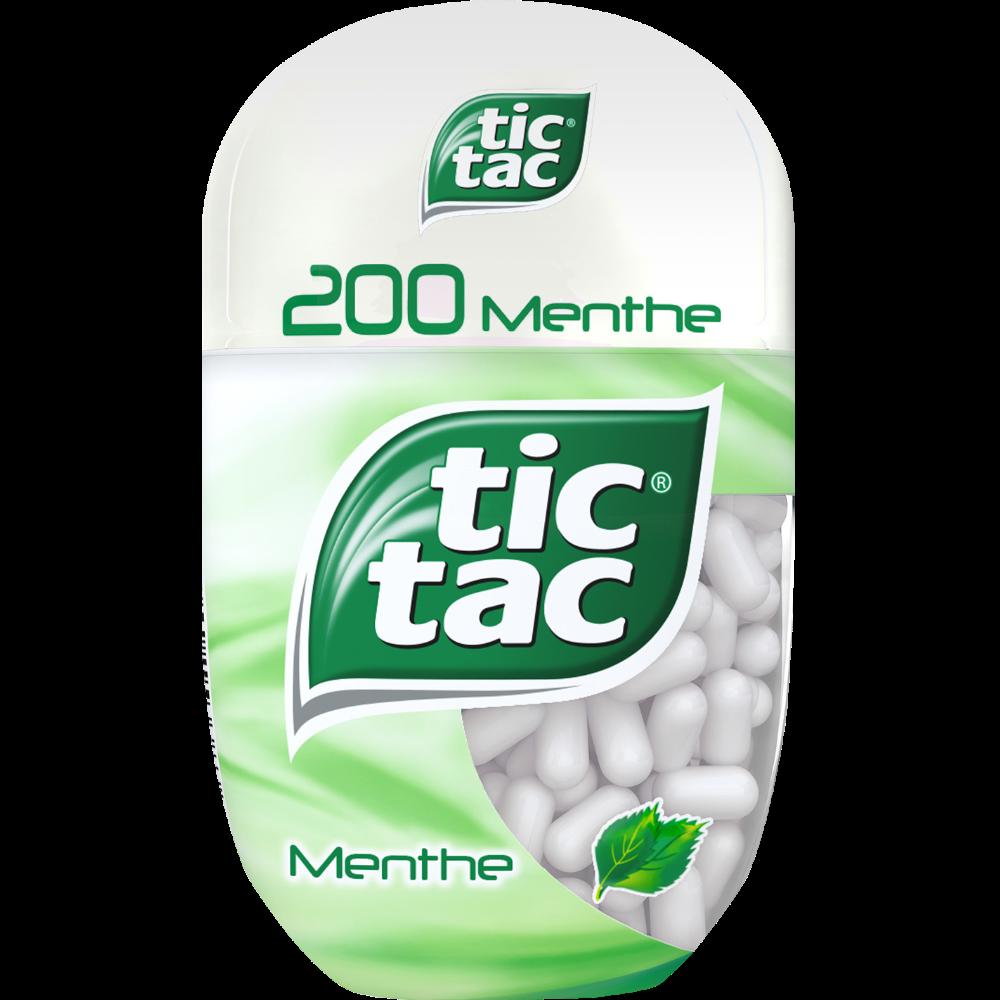 Tic Tac menthe (98 g)