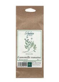 Camomille romaine BIO, Herbier de France (20 g)