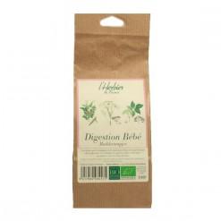 Tisane Digestion bébé BIO, Herbier de France (35 g)