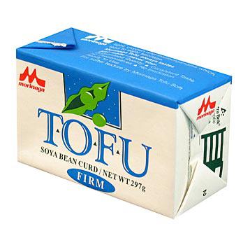 Tofu ferme Morinaga (297 g)