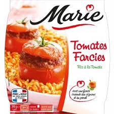Tomates farcies à la provençal, Marie Frais (390 g)