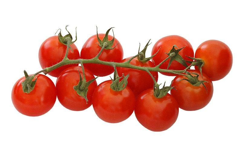 Tomates cerise rouges BIO