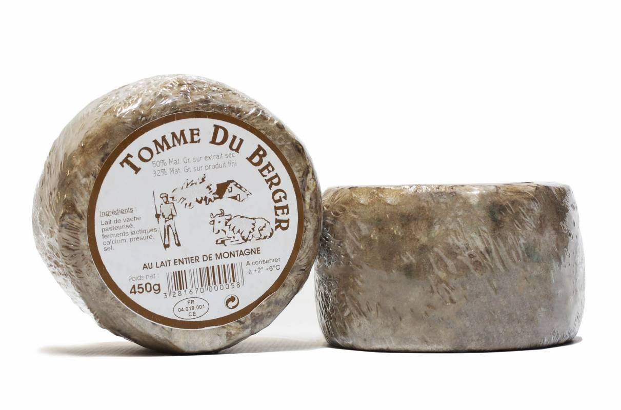 Tomme du Berger (environ 150 - 200 g)