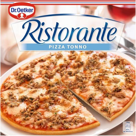 Pizza Ristorante Tonno, Dr Oetker surgelé (335 g)