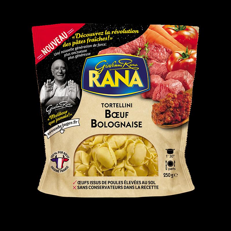 Tortellini farcies boeuf bolognaise, Giovanni Rana (250 g)
