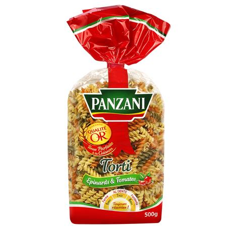 Torti aux légumes, Panzani (500 g)