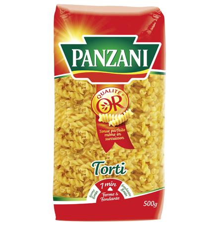 Torti, Panzani (500 g)