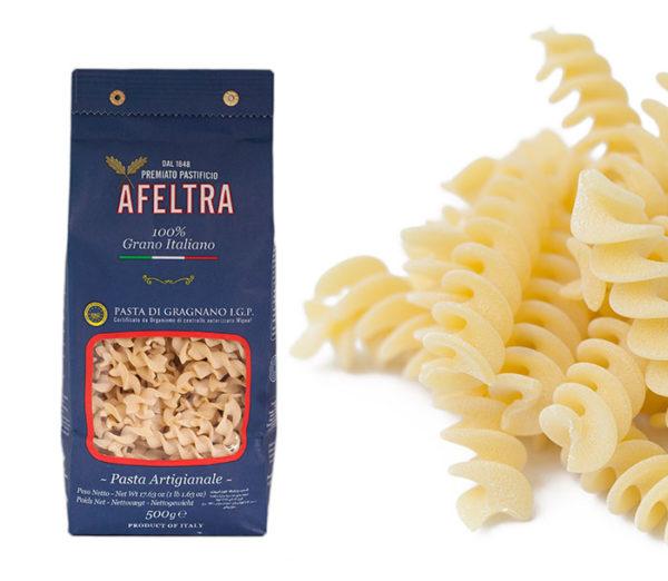 Tortiglione di gragnano pâte artisanale IGP, Afeltra (500 g)