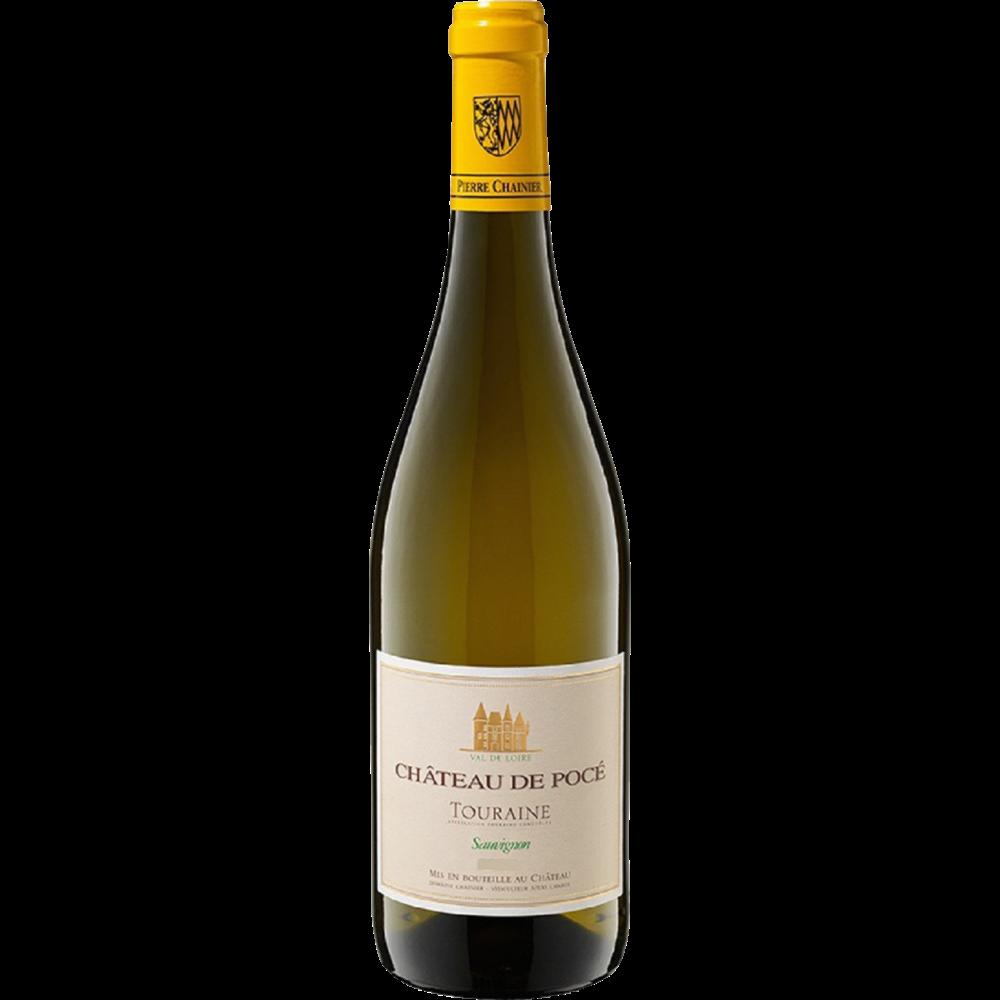 Touraine AOP Sauvignon blanc Château de Pocé 2018 (75 cl)