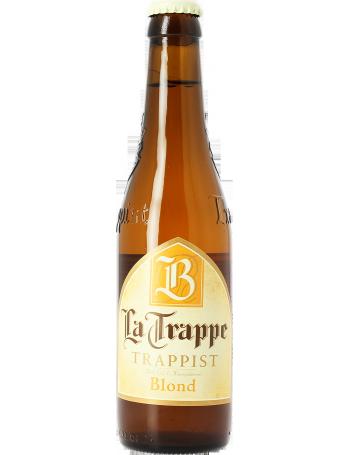 La Trappe Blond, 6.5° (33 cl)