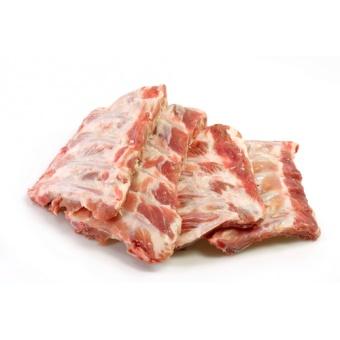 Travers de porc, Ferme de Montchervet (environ 1 kg)